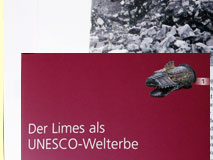 Der Limes als Unesco Welterbe Cover